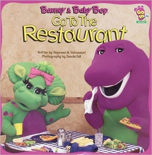 Barney and Baby Bop Go To The Restaurant