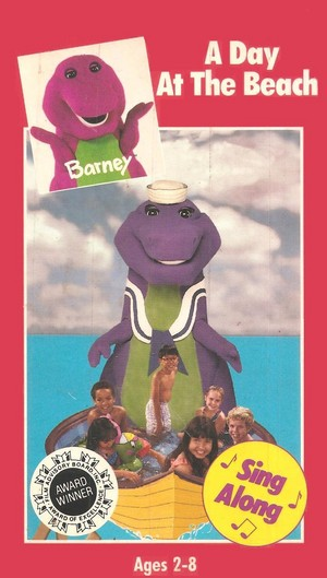 Barney and the Backyard Gang: A Day at the Beach (1989)