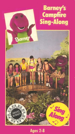 Barney and the Backyard Gang: Barney's Campfire Sing-Along (1990)