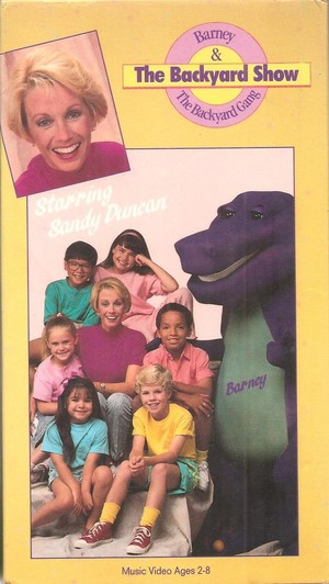 Barney and the Backyard Gang: The Backyard Show (1988)