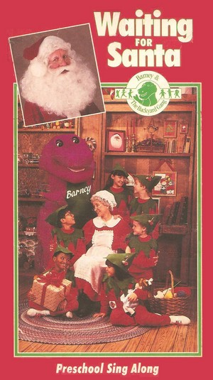 Barney and the Backyard Gang: Waiting for Santa (1990)