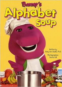 Barney's Alphabet suppe