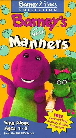 Barney's Best Manners (1993)