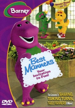 Barney's Best Manners: Your Invitation To Fun (2003)