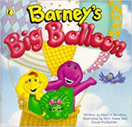 Barney's Big Balloon: A Hide-And-Seek Adventure