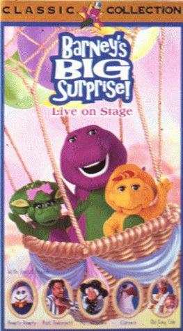 Barney's Big Surprise (1998)