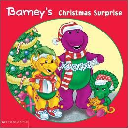 Barney's クリスマス Surprise