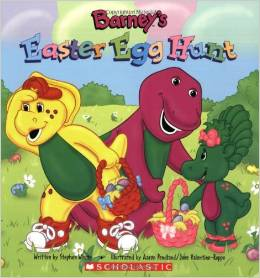 Barney's Easter Egg Hunt