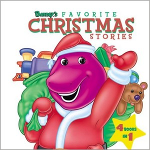 Barney's favoriete Christmas Stories