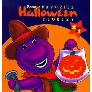 Barney's お気に入り ハロウィン Stories