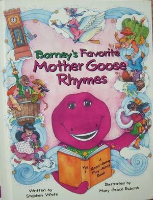 Barney's Избранное Mother гусь Rhymes Vol. 2