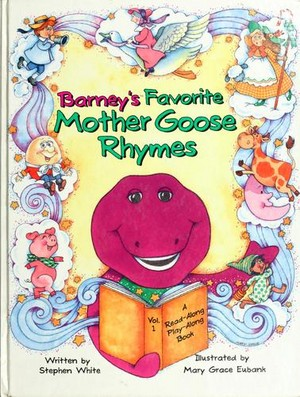 Barney's favoriete Mother gans Rhymes