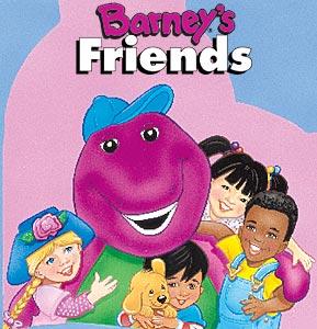 Barney's Những người bạn