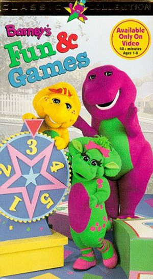 Barney's Fun & Games (1996)