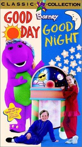 Barney's Good Day, Good Night (1997)