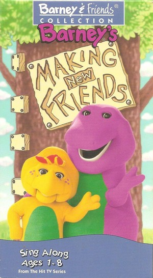 Barney's Making New Friends (1995)