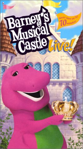 Barney's Musical istana, castle (2001)