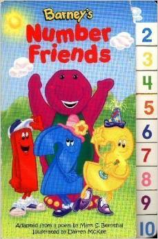 Barney's Number Friends
