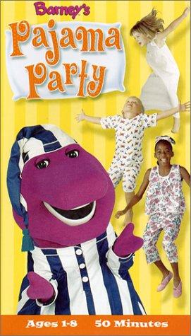 Barney's Pajama Party (2001)
