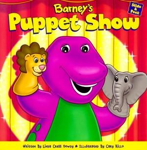 Barney's Puppet 表示する