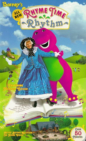Barney's Rhyme Time Rhythm (2000)