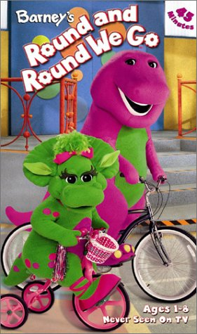 Barney's Round and Round We Go (2002)
