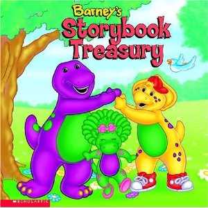 Barney's Storybook Treasury