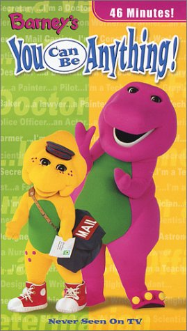 Barney's You Can Be Anything (2002)