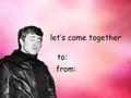 Beatles Valentine Card - the-beatles fan art