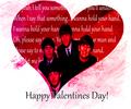 Beatles Valentine's Day Card - the-beatles fan art