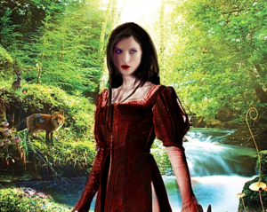 Bella Thorne as Snow White