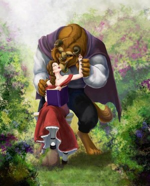 Belle Adam beauty and the beast 35289631 500 620