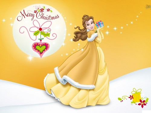 Classic Disney wallpaper titled Belle ❅
