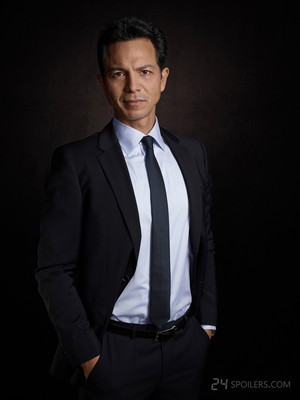 Benjamin Bratt as Steve Navarro Live Another Day