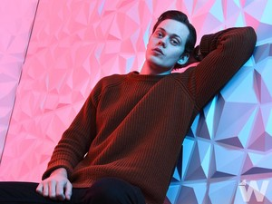 Bill Skarsgård Photoshoot