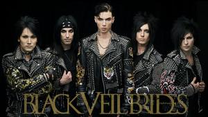 black veil vrides