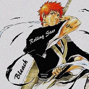 Bleach : Rolling ngôi sao bởi Yui