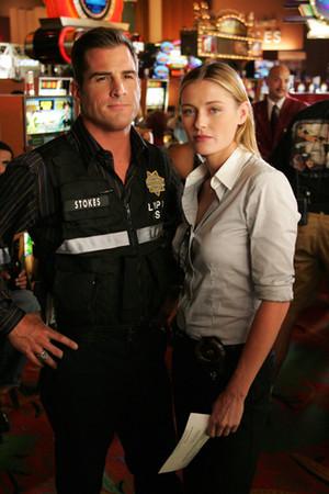 CSI 과학수사대 Cast