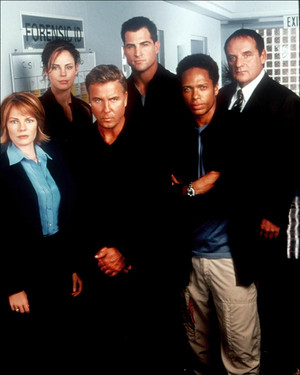 CSI: Vegas Cast