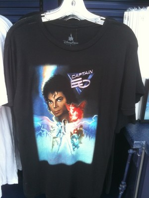 Captain Eo Merchandise