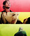 Castiel, Sam and Dean - supernatural fan art