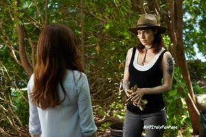 charlotte Sullivan in Mary Kills People