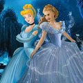 Cinderella and Cinderella - disney-princess fan art