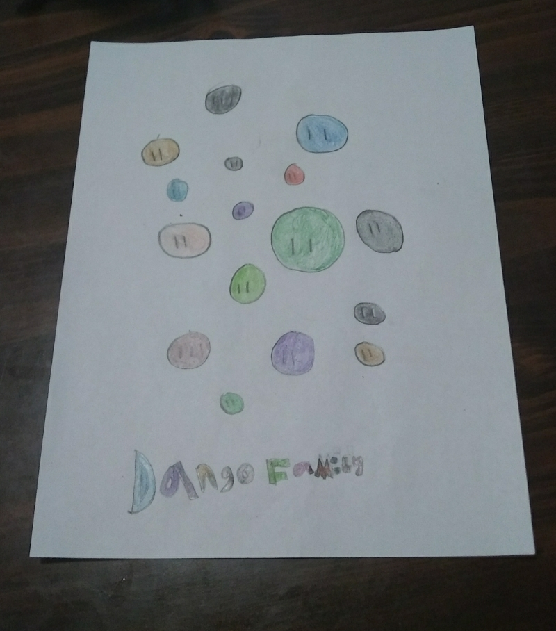 Clannad Dango Family Clannad After Story Fan Art 41048454 Fanpop