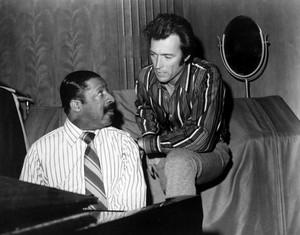 Clint Eastwood with Erroll Garner (jazz pianist)