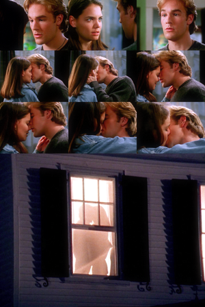 Dawson & Joey (1x13 Decisions)