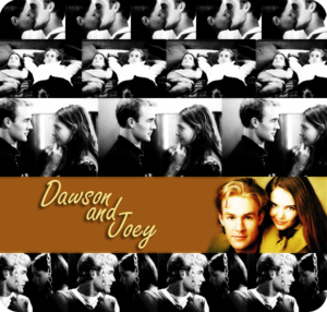 Dawson & Joey Wallpaper