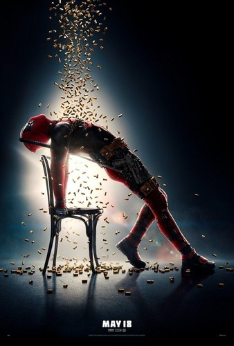 Deadpool (2016) fondo de pantalla called Deadpool 2 Poster