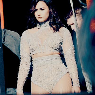Demi Lovato karatasi la kupamba ukuta titled Demi Lovato shabiki art made kwa me - KanonKyu