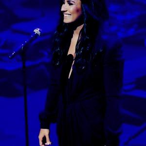 Demi Lovato peminat art made sejak me - KanonKyu